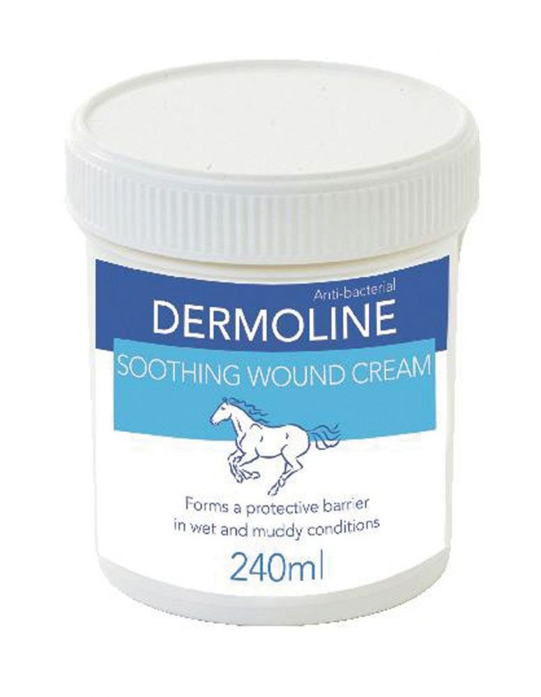 Dermoline - Soothing Wound Cream - 240g